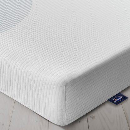 An Image of Silentnight Memory Foam Rolled Double Mattress
