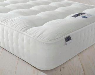 An Image of Silentnight 1400 Pocket Luxury Ortho King Size Mattress