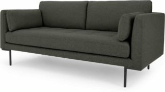 An Image of Harlow Large 2 Seater Sofa, Hudson Grey