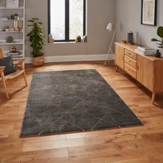 An Image of Craft 23486 Rug Dark Grey
