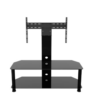 An Image of AVF Classic Up to 65 Inch TV Stand - Black