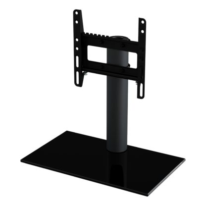 An Image of AVF Up To 32 Inch Tabletop TV Stand - Black