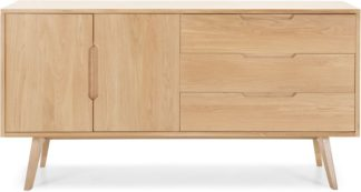 An Image of Jenson Sideboard, Oak