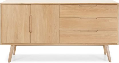 An Image of Jenson Sideboard, Oak