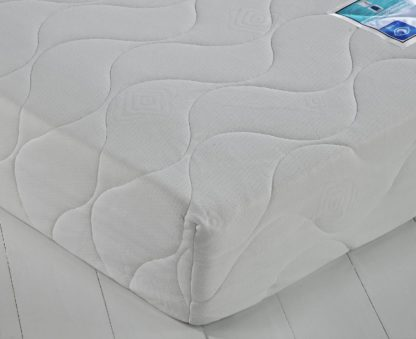 An Image of Argos Home Collect & Go Pocket Memory Foam S Double Mattress