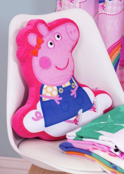 An Image of Peppa Pig Cushion