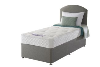 An Image of Sealy Posturepedic Firm Ortho Divan - Single