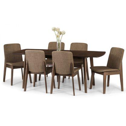 An Image of Kensington Extending Dining Table Natural