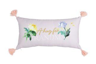 An Image of Argos Home Grandma Cushion