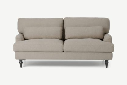 An Image of Tamyra 2 Seater Sofa, Barley Weave