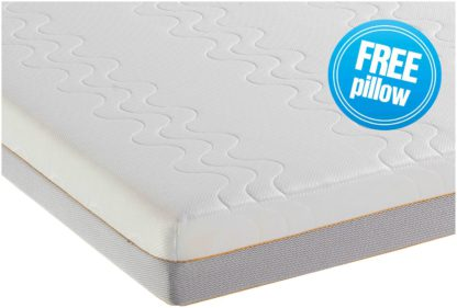 An Image of Dormeo Options Memory Foam Double Mattress