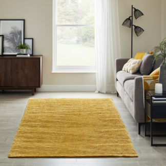 An Image of Cord Rug Cord Old Gold