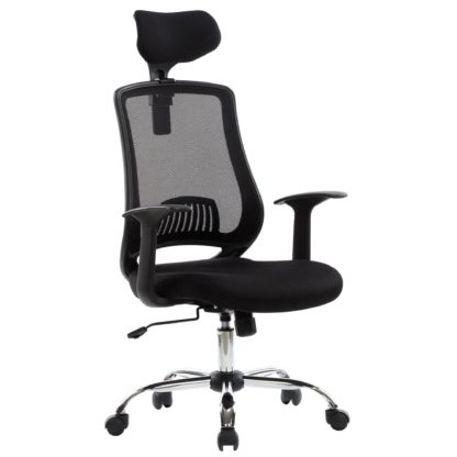 An Image of Florida Office Chair Black