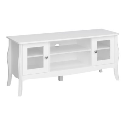 An Image of Baroque TV Stand White