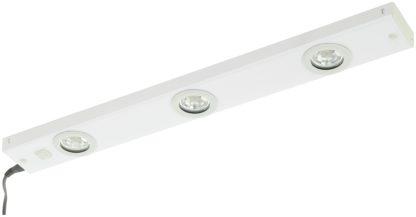 An Image of Eglo Kob LED Kitchen Under Cabinet Light - White.