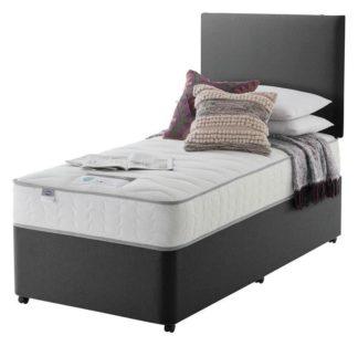 An Image of Silentnight Middleton 800 PKT Comfort 0DRW Divan Ccoal SGL
