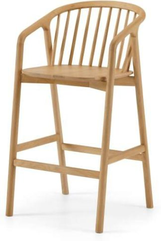 An Image of Tacoma Bar Stool, Oak