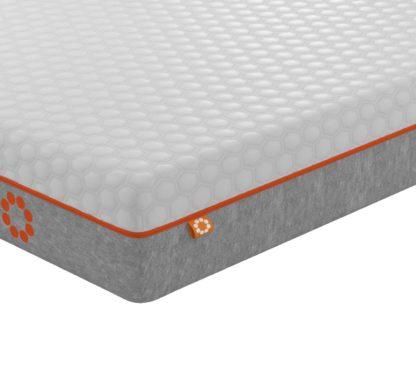 An Image of Dormeo Octasmart Hybrid Deluxe Single Mattress
