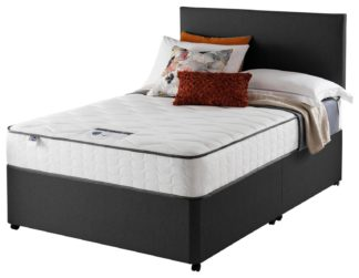 An Image of Silentnight Middleton 800 PKT Comfort 0DRW Ccoal Double