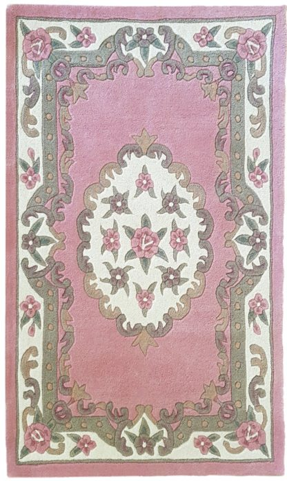 An Image of Origins Shensi Rug - 150x240cm - Pink