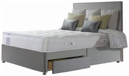An Image of Sealy Activ 1800 Pocket Memory 2 Drawer Double Divan