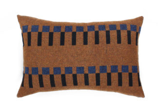 An Image of Dovetail Cushion Tobacco