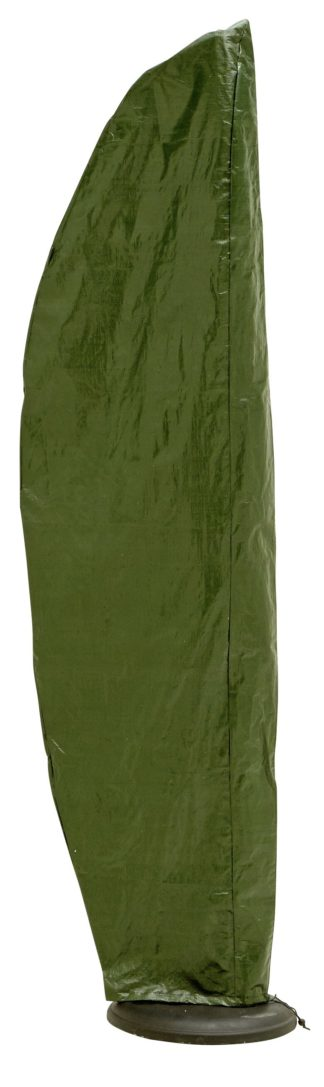 An Image of Argos Home Heavy Duty Overhanging Parasol Cover
