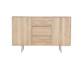 An Image of Gazzda Fawn Dresser Oak