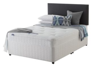 An Image of Silentnight Travis Ortho Divan - Small Double