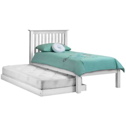 An Image of Barcelona Hideaway Bed White