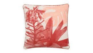 An Image of Bonnie & Neil Rare Garden Cushion Rust