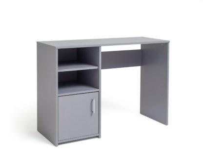 An Image of Habitat Lawson Office Desk - Grey