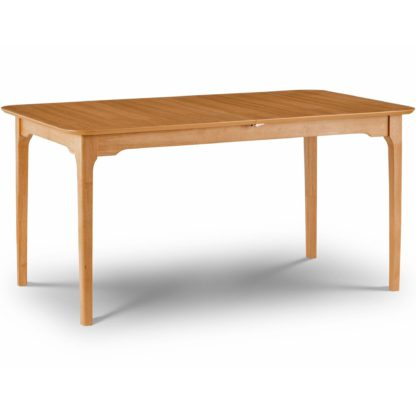 An Image of Ibsen Extendable Dining Table Brown