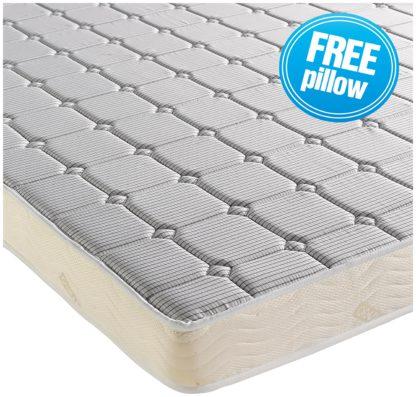 An Image of Dormeo Comfort Memory Foam Kingsize Mattress