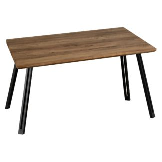 An Image of Quebec Dining Table Brown