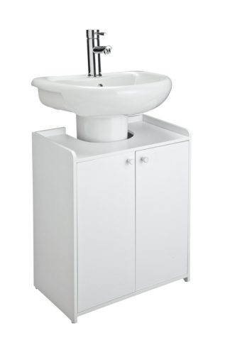 An Image of Argos Home Prime Under Sink Unit