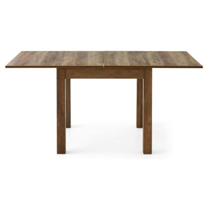 An Image of Fulton Flip Top Dining Table Pine