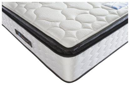 An Image of Sealy Repose Pillowtop Memory Foam Superking Mattress