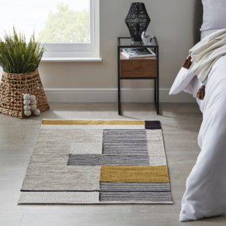 An Image of Abstract Rug MultiColoured