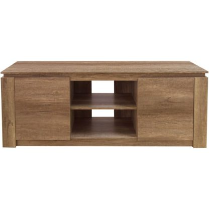 An Image of Canyon Oak TV Stand Natural