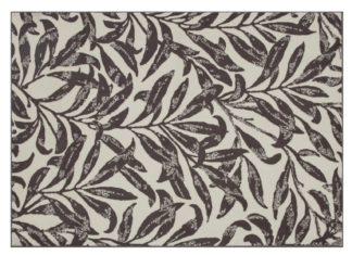 An Image of Argos Home Persian Leaf Rug - 120x170cm