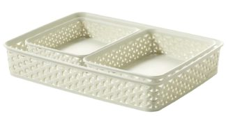 An Image of My Style A4/A5/A6 Tray Set - White