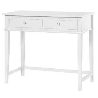 An Image of Franklin Desk White