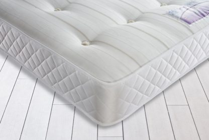 An Image of Sealy Posturepedic Sprung Firm Ortho Superking Mattress