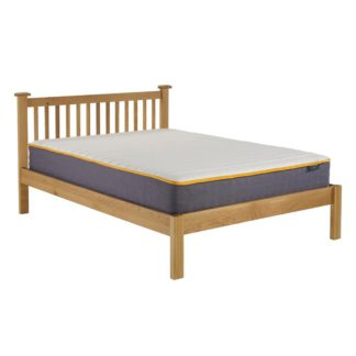 An Image of Woburn Bed Frame Natural
