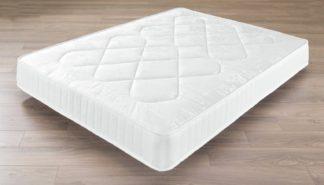 An Image of Argos Home Elmdon Sprung Comfort Rolled Double Mattress