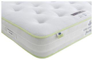 An Image of Silentnight Eco Comfort Breathe 1400 Single Mattress