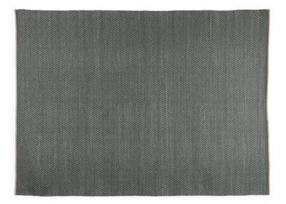 An Image of Linie Design Morini Rug Turquoise 200cm X 300cm