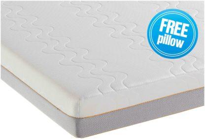 An Image of Dormeo Options Memory Foam Kingsize Mattress