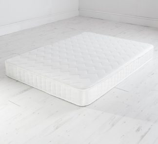 An Image of Argos Home Elmdon Sprung Memory Rolled Small Double Mattress